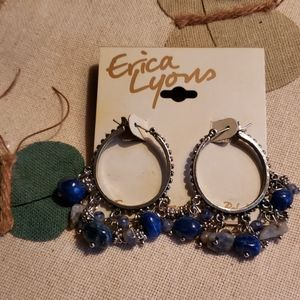 NWT hoop earrings